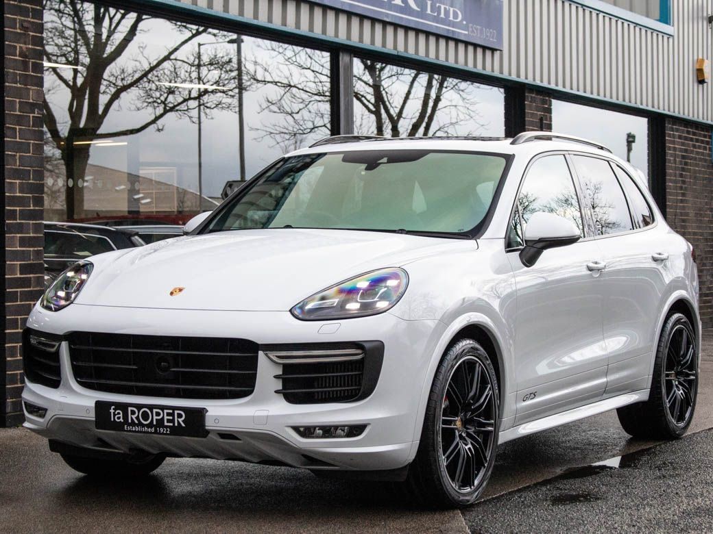 Porsche Cayenne 3.6 V6 GTS Tiptronic S 440ps Estate Petrol Carrara White MetallicPorsche Cayenne 3.6 V6 GTS Tiptronic S 440ps Estate Petrol Carrara White Metallic at fa Roper Ltd Bradford