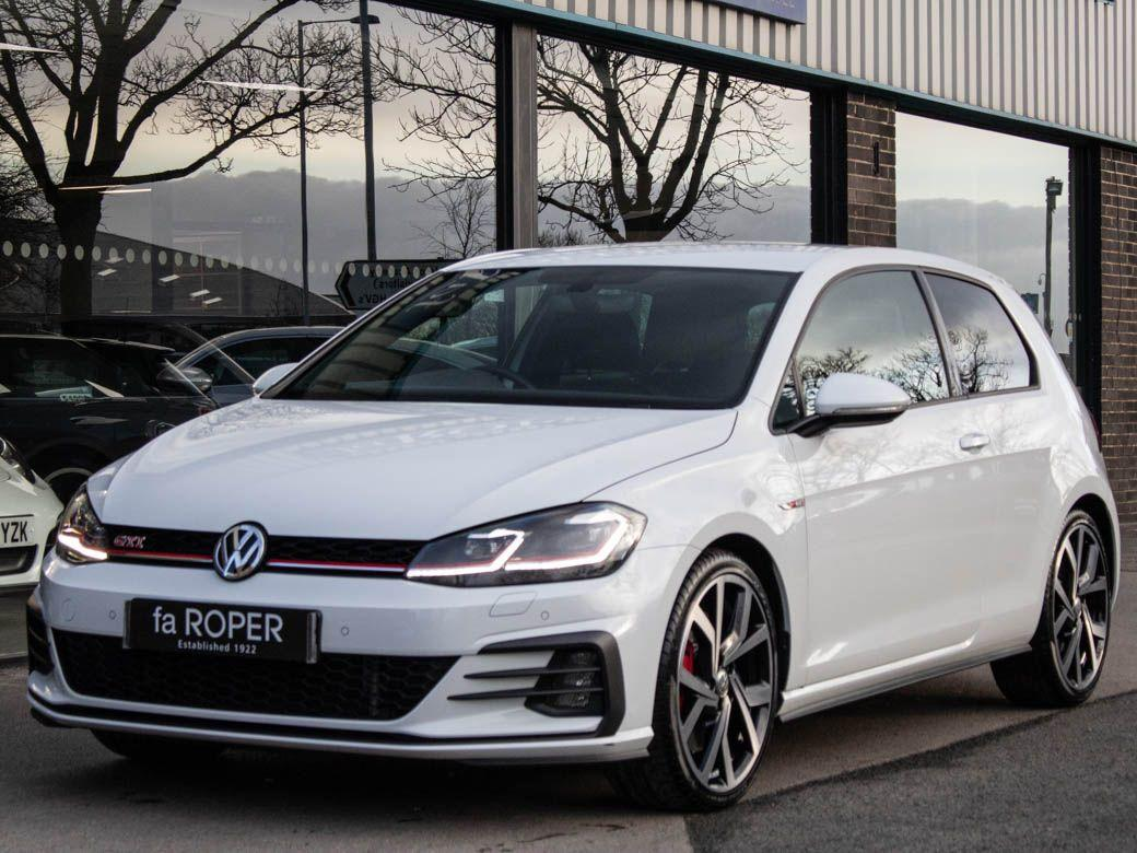 Volkswagen Golf 2.0 TSI GTI Performance 245ps 3 door DSG Hatchback Petrol Pure WhiteVolkswagen Golf 2.0 TSI GTI Performance 245ps 3 door DSG Hatchback Petrol Pure White at fa Roper Ltd Bradford