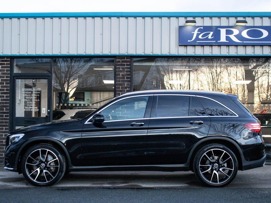 Mercedes-Benz GLC 3.0 GLC 350d 4MATIC AMG Line Premium Plus 9G-tronic Estate Diesel Obsidian Black Metallic