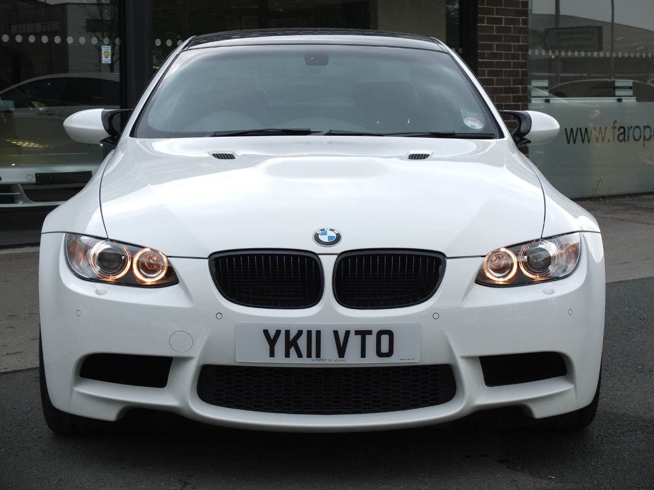 BMW M3 M3 Coupe 4.0 V8 DCT +++Spec Coupe Petrol Alpine White