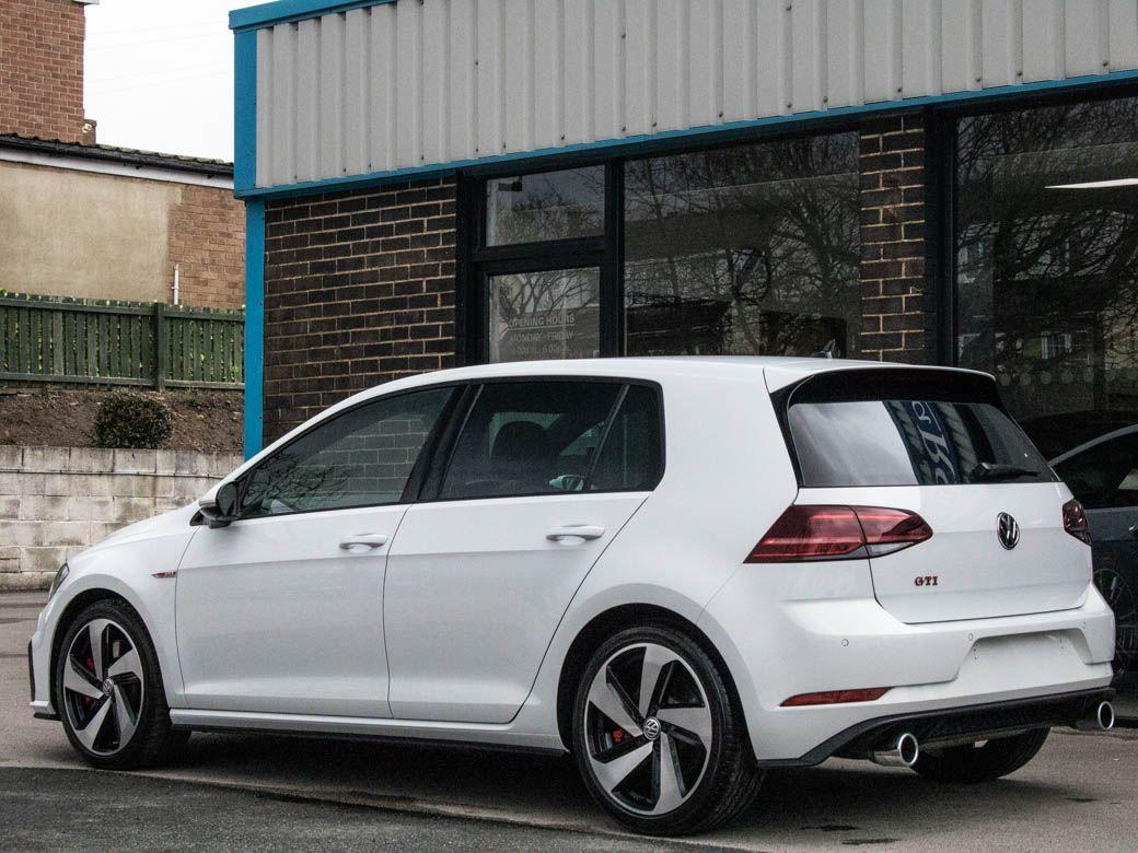 Volkswagen Golf 2.0 TSI GTI Performance 245ps 5 door DSG Hatchback Petrol Pure White