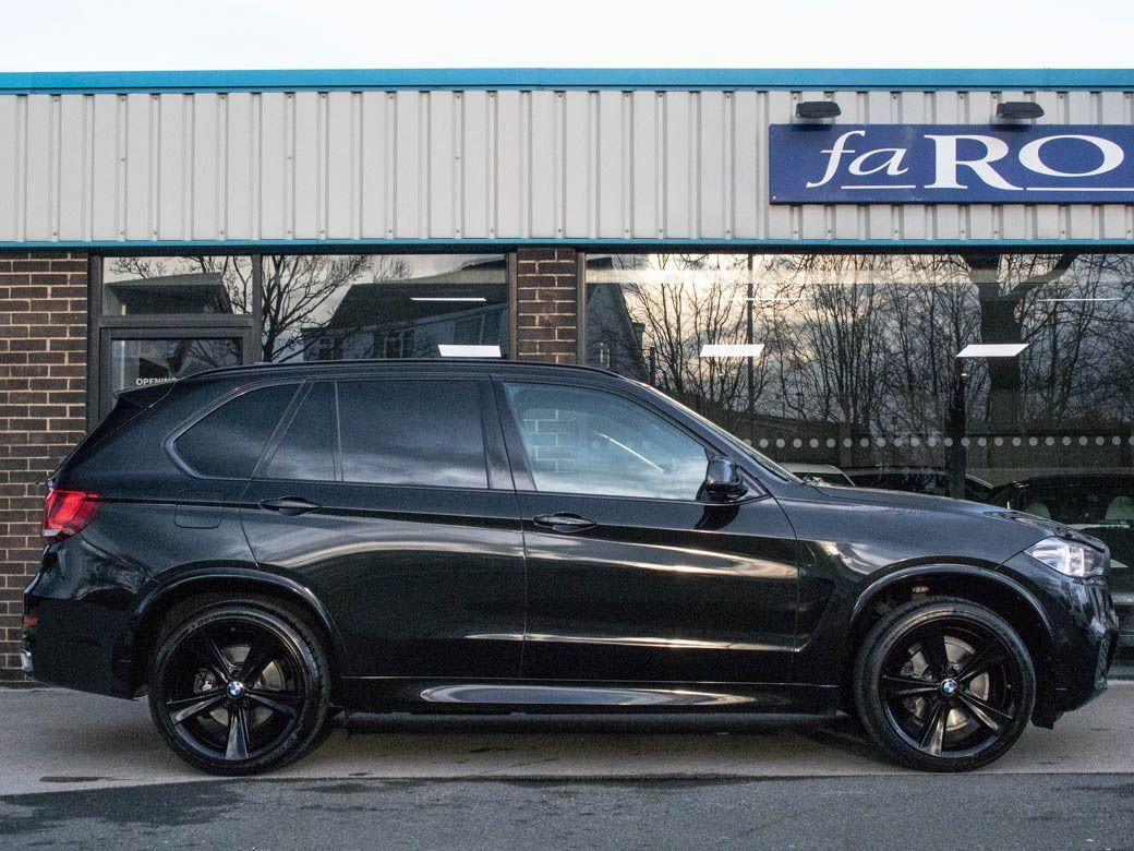 BMW X5 3.0 xDrive40d M Sport Auto Estate Diesel Black Sapphire Metallic