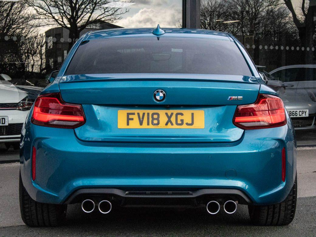 BMW M2 3.0 DCT Coupe Petrol Blue