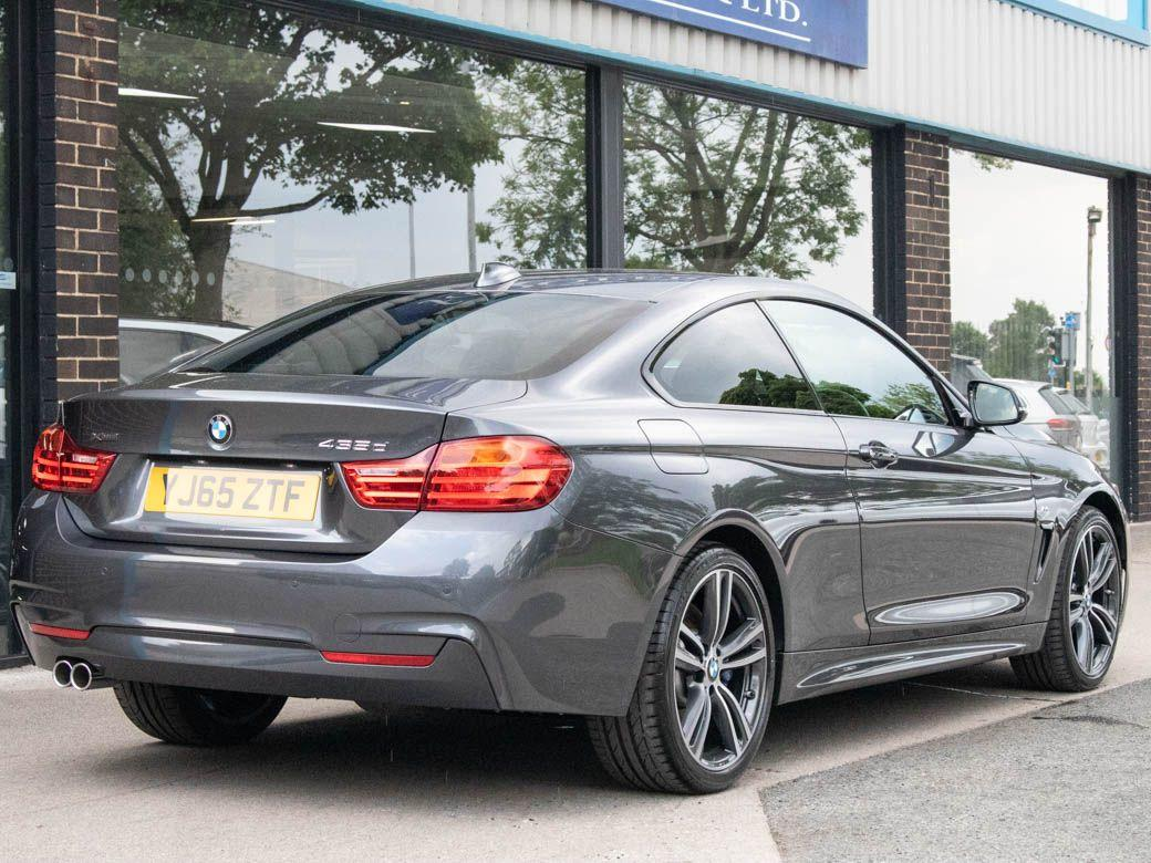 BMW 4 Series 3.0 435d xDrive M Sport Plus Pack Coupe Auto Coupe Diesel Mineral Grey Metallic