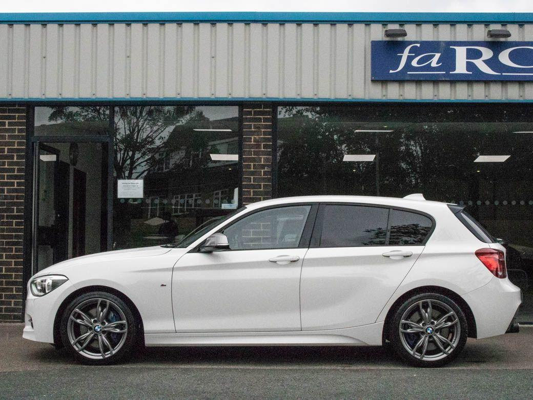 BMW 1 Series 3.0 M135i M Performance 5 door Auto Hatchback Petrol Alpine White