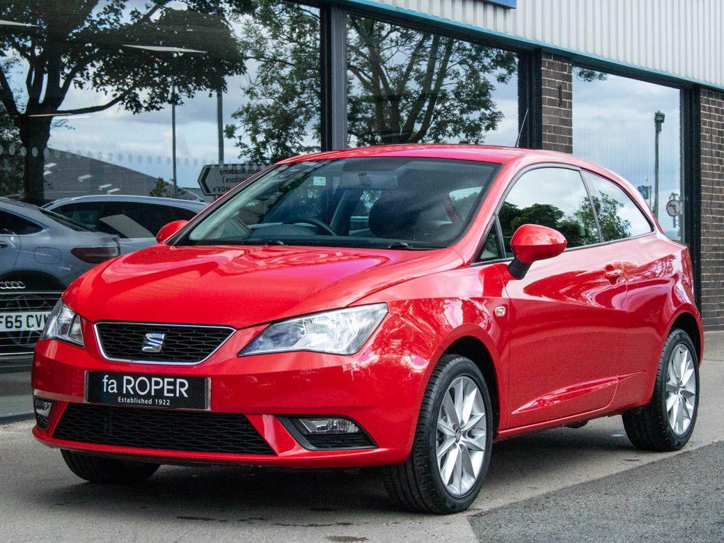 SEAT Ibiza 1.4 Toca Sport Coupe 3 door Hatchback Petrol Emocion Red