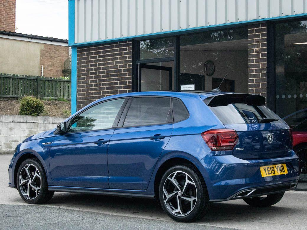 Volkswagen Polo 1.0 TSI R-Line 95ps Hatchback Petrol Reef Blue Metallic
