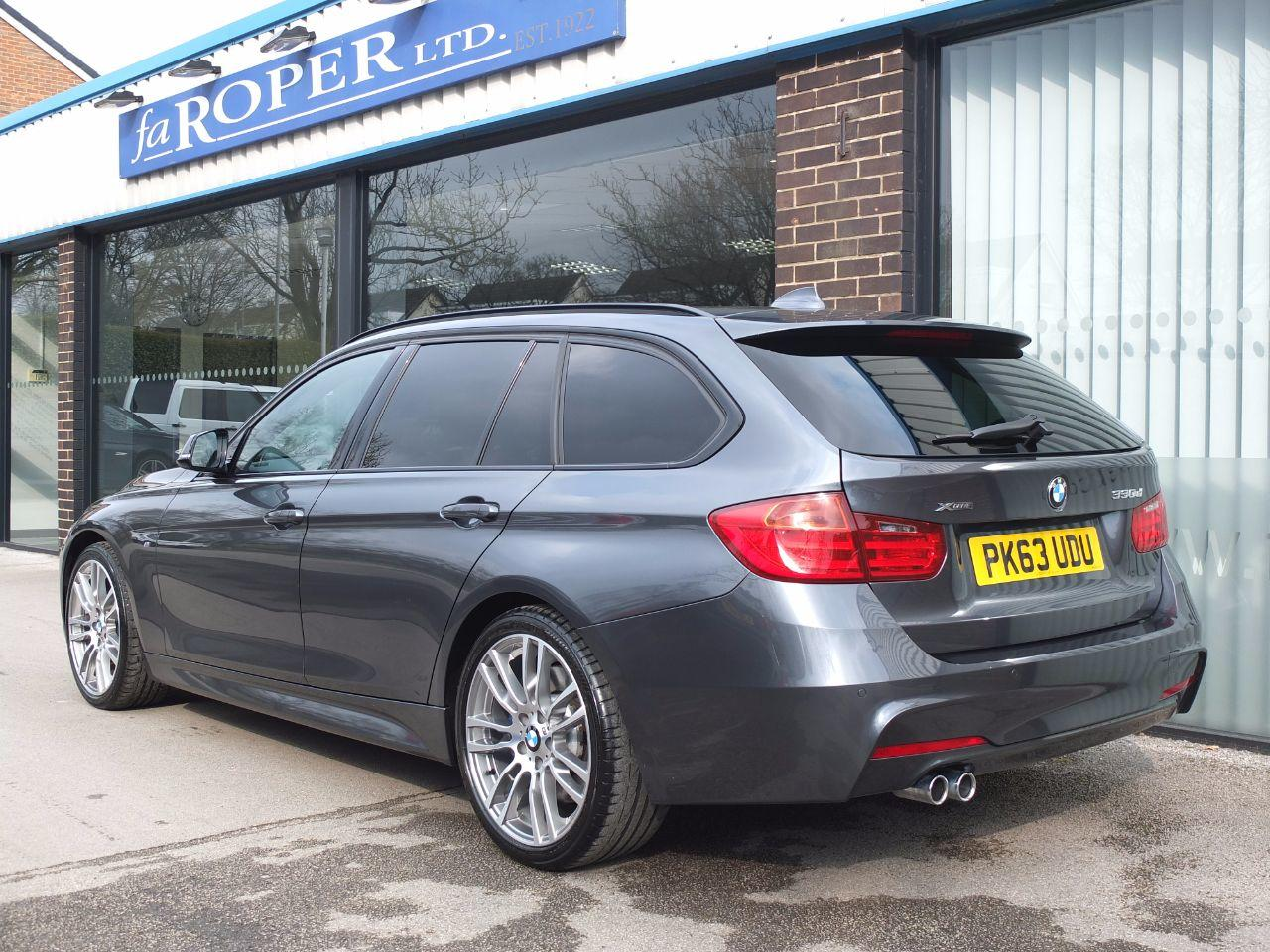 BMW 3 Series 3.0 330d xDrive M Sport Touring Auto +++Spec Estate Diesel Mineral Grey Metallic