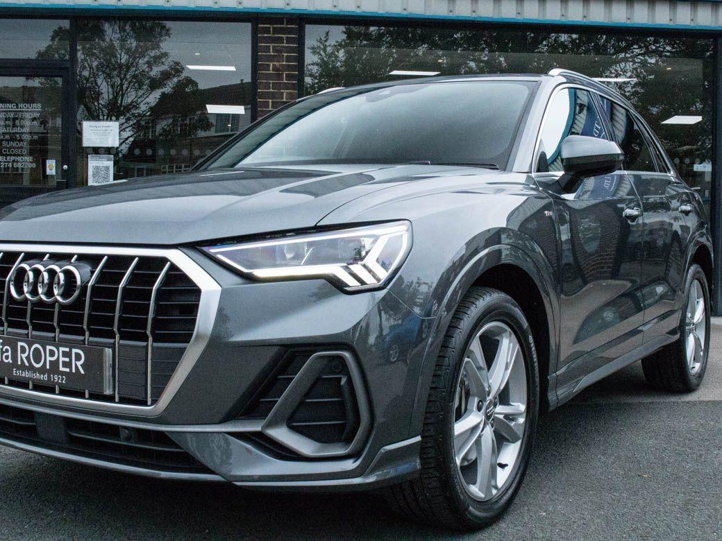 Audi Q3 2.0 TFSI 40 S Line quattro S-tronic 190ps Estate Petrol Daytona Grey Metallic