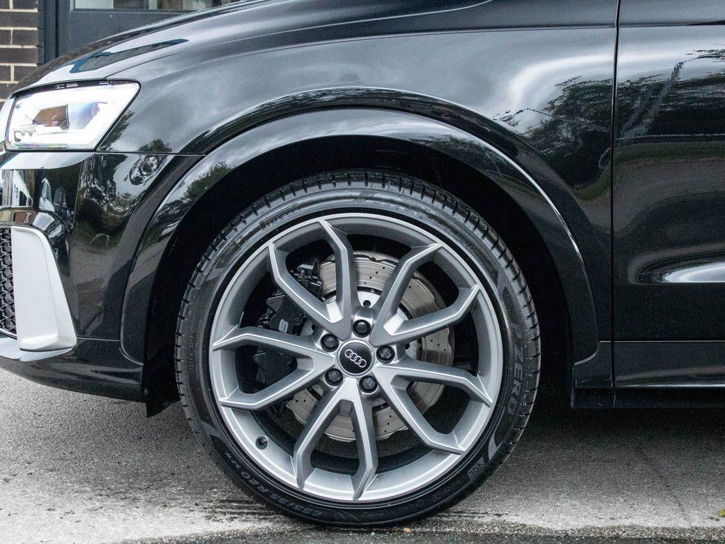 Audi RS Q3 2.5T FSI quattro S tronic 340ps Estate Petrol Mythos Black Metallic