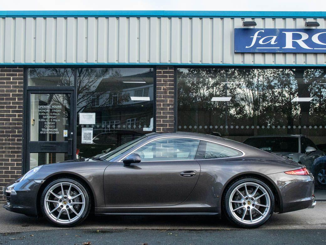 Porsche 911 3.4 991 Carrera 4 Coupe PDK Coupe Petrol Anthracite Metallic