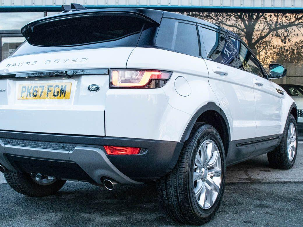 Land Rover Range Rover Evoque 2.0 TD4 SE Tech 5 door Auto Estate Diesel Fuji White