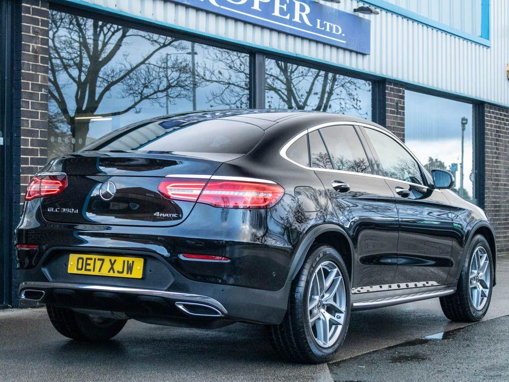 Mercedes-Benz GLC Coupe 3.0 GLC 350d 4MATIC AMG Line Premium Plus 9G-tronic Coupe Diesel Obsidian Black Metallic