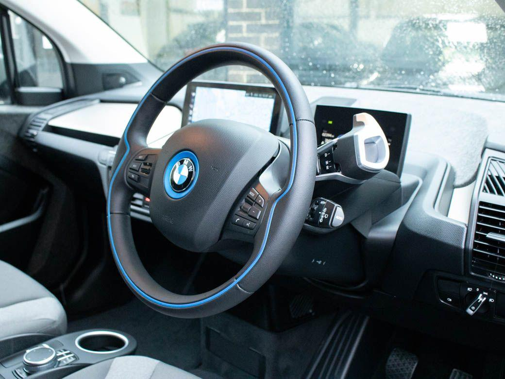 BMW I3 0.0 S Plus Pack 42kWh Auto Hatchback Electric Fluid Black With Bmw I Blue Highlights