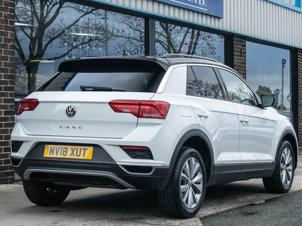 Volkswagen T-Roc 1.0 TSI Design 115ps Hatchback Petrol Pure White