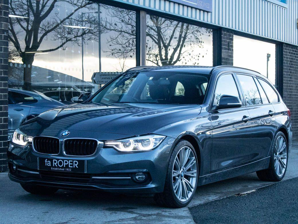 BMW 3 Series 2.0 320d EfficientDynamics Sport Touring Auto Estate Diesel Mineral Grey Metallic