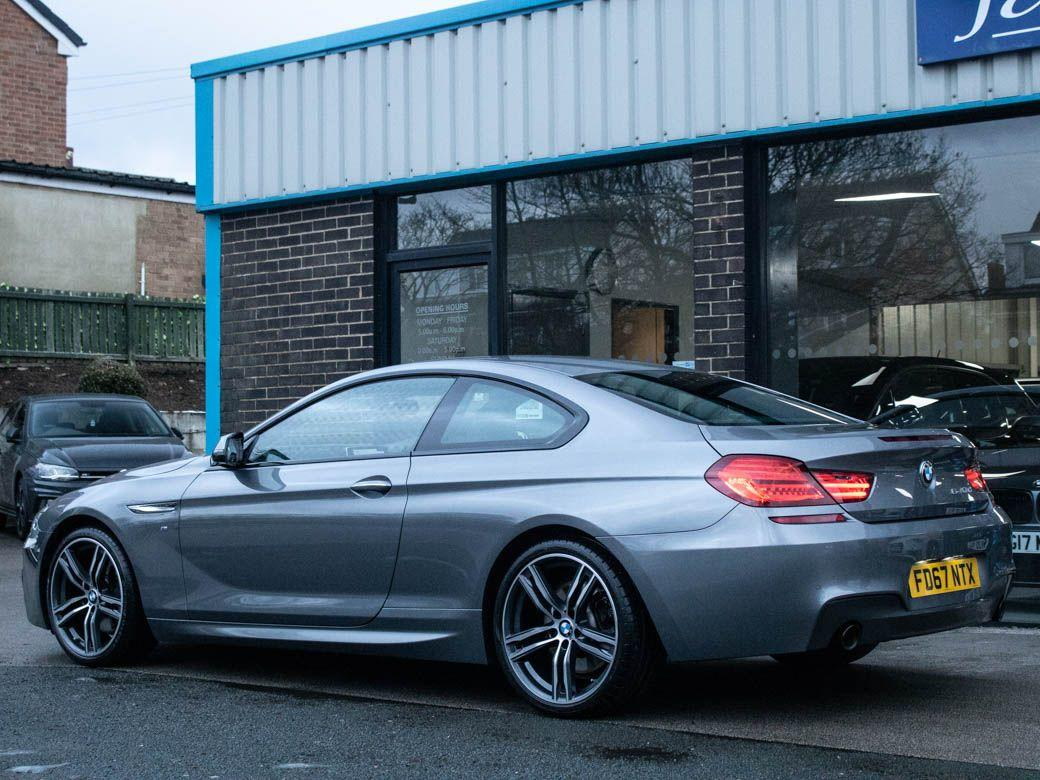 BMW 6 Series 3.0 640d M Sport Plus Pack Auto Coupe Diesel Space Grey Metallic
