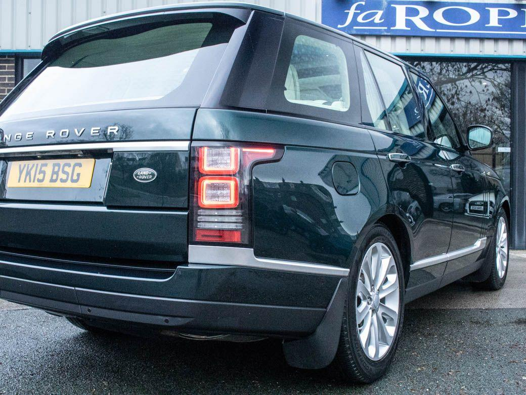 Land Rover Range Rover 4.4 SDV8 Vogue SE Auto Estate Diesel Aintree Green Metallic
