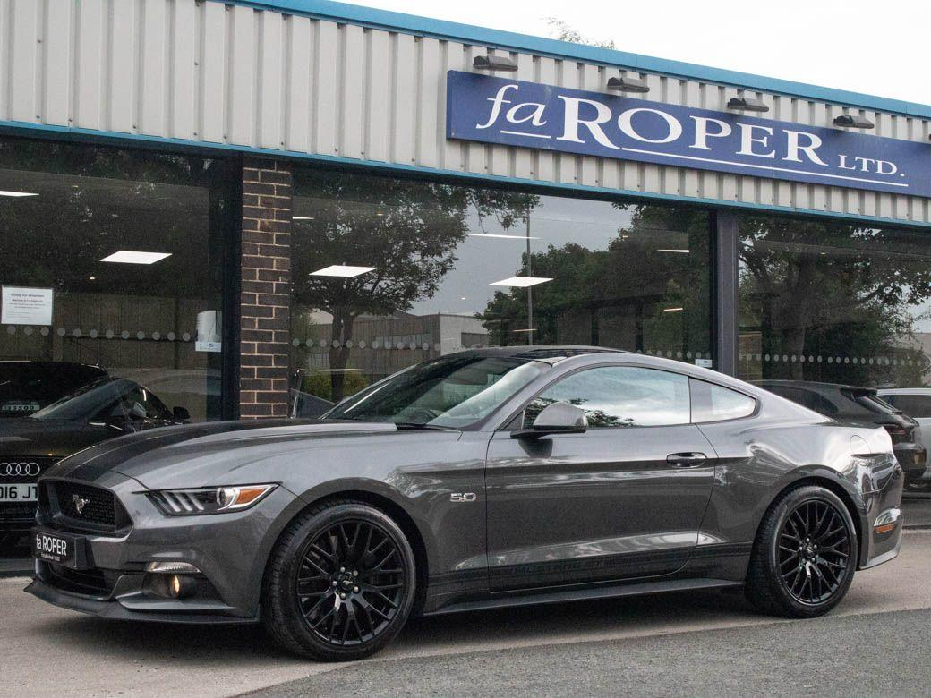 Ford Mustang 5.0 V8 GT Custom Coupe Petrol Magnetic Grey Metallic