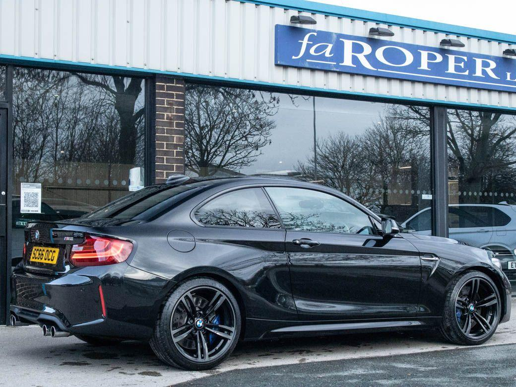 BMW M2 3.0 M2 Coupe DCT Coupe Petrol Black Sapphire Metallic