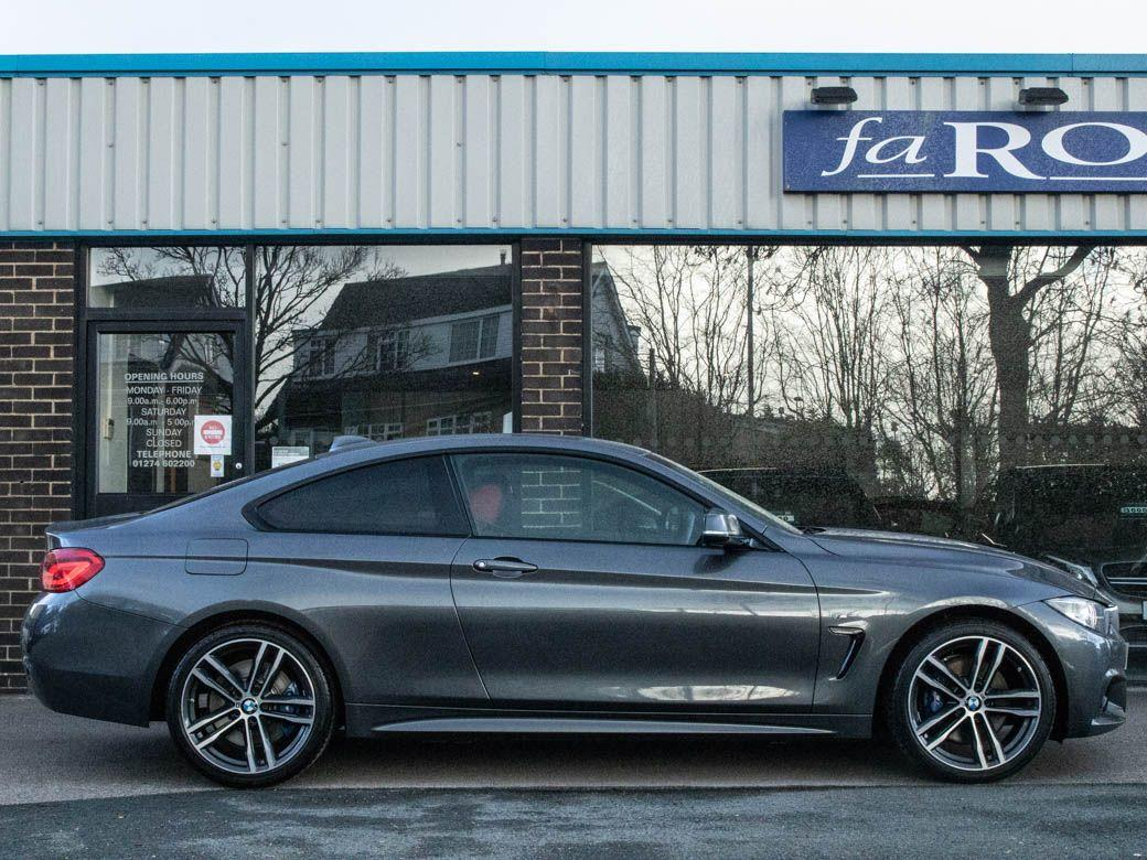 BMW 4 Series 2.0 420d xDrive M Sport Plus Pack Coupe Auto Coupe Diesel Mineral Grey Metallic