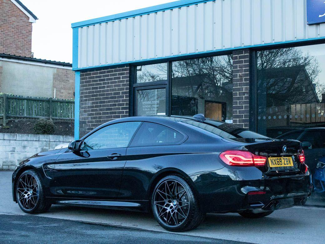 BMW M4 M4 3.0 Coupe Competition DCT Coupe Petrol Black Sapphire Metallic