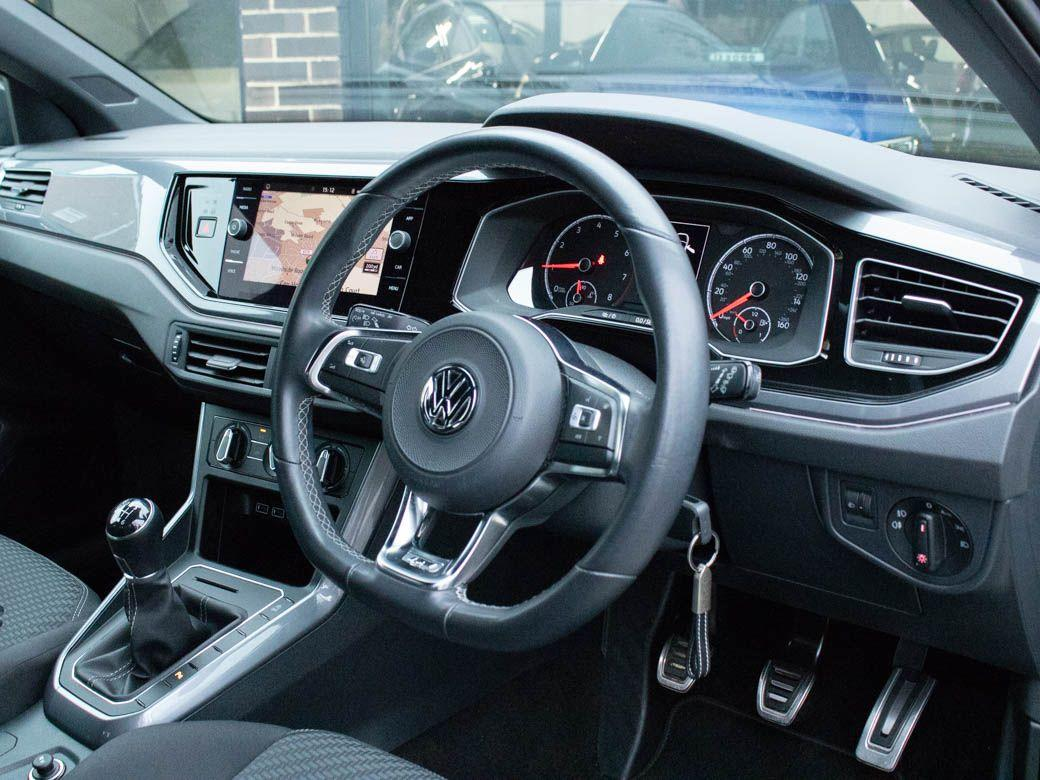 Volkswagen Polo 1.0 TSI R-Line 115ps Hatchback Petrol Urano Grey
