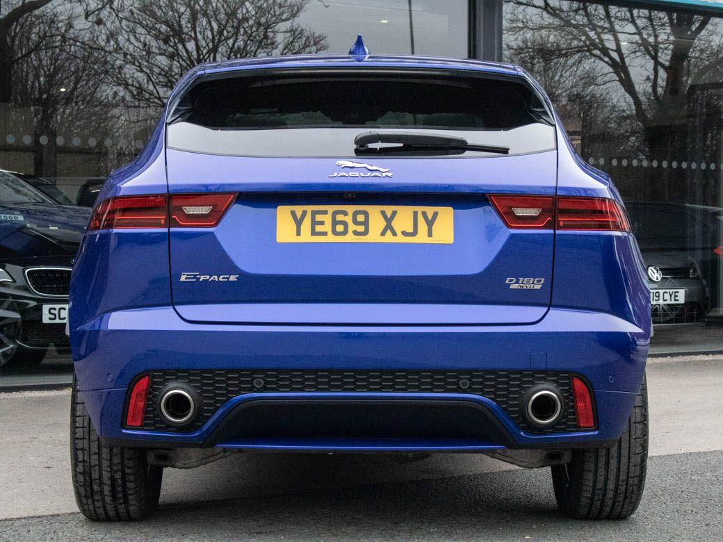 Jaguar E-pace 2.0d AWD R-Dynamic HSE Auto 180ps Estate Diesel Caesium Blue Metallic