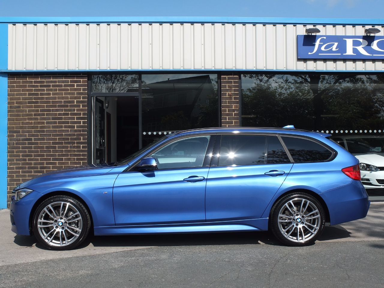 used bmw 3 series 335d xdrive m sport touring auto. Black Bedroom Furniture Sets. Home Design Ideas
