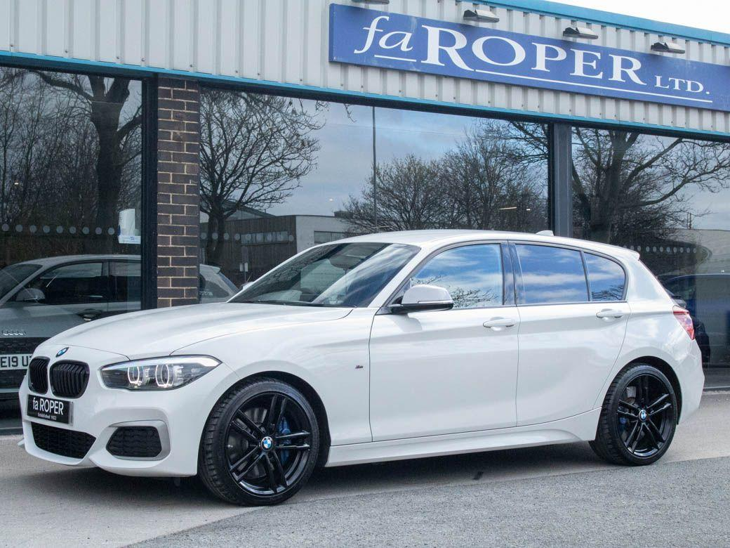 BMW 1 Series 3.0 M140i Shadow Edition 5 door Auto Hatchback Petrol White Alpine