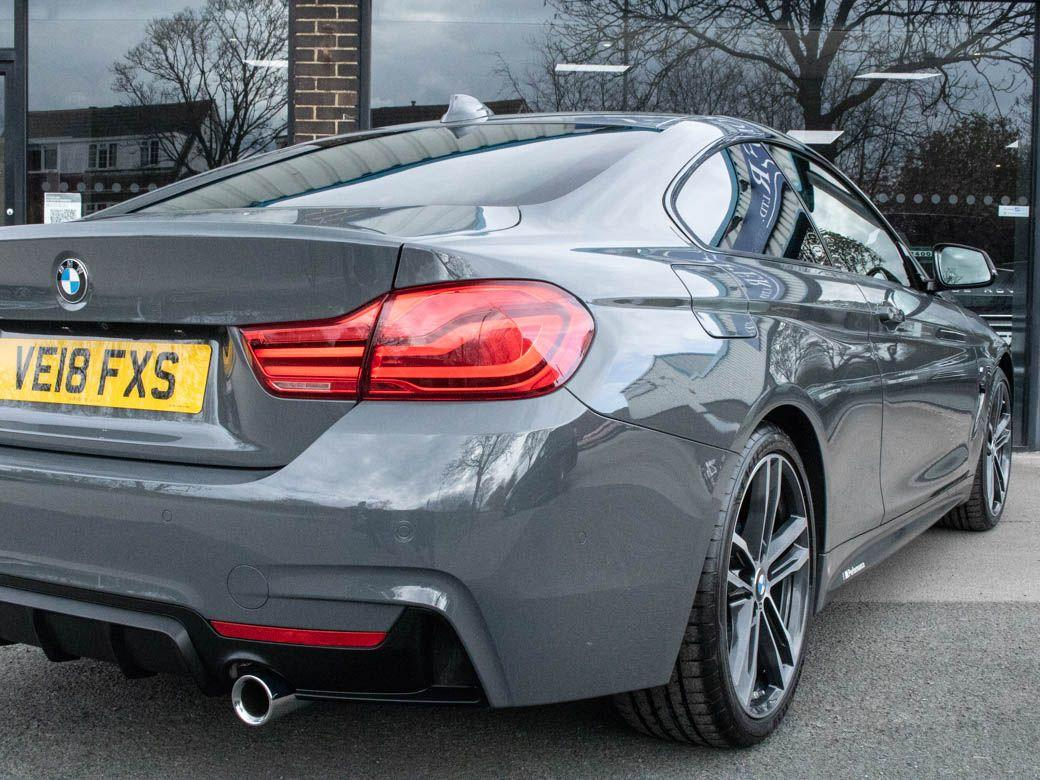 BMW 4 Series 3.0 440i Coupe M Sport Plus Pack Auto 326ps Coupe Petrol Grigio Telesto Individual Paint