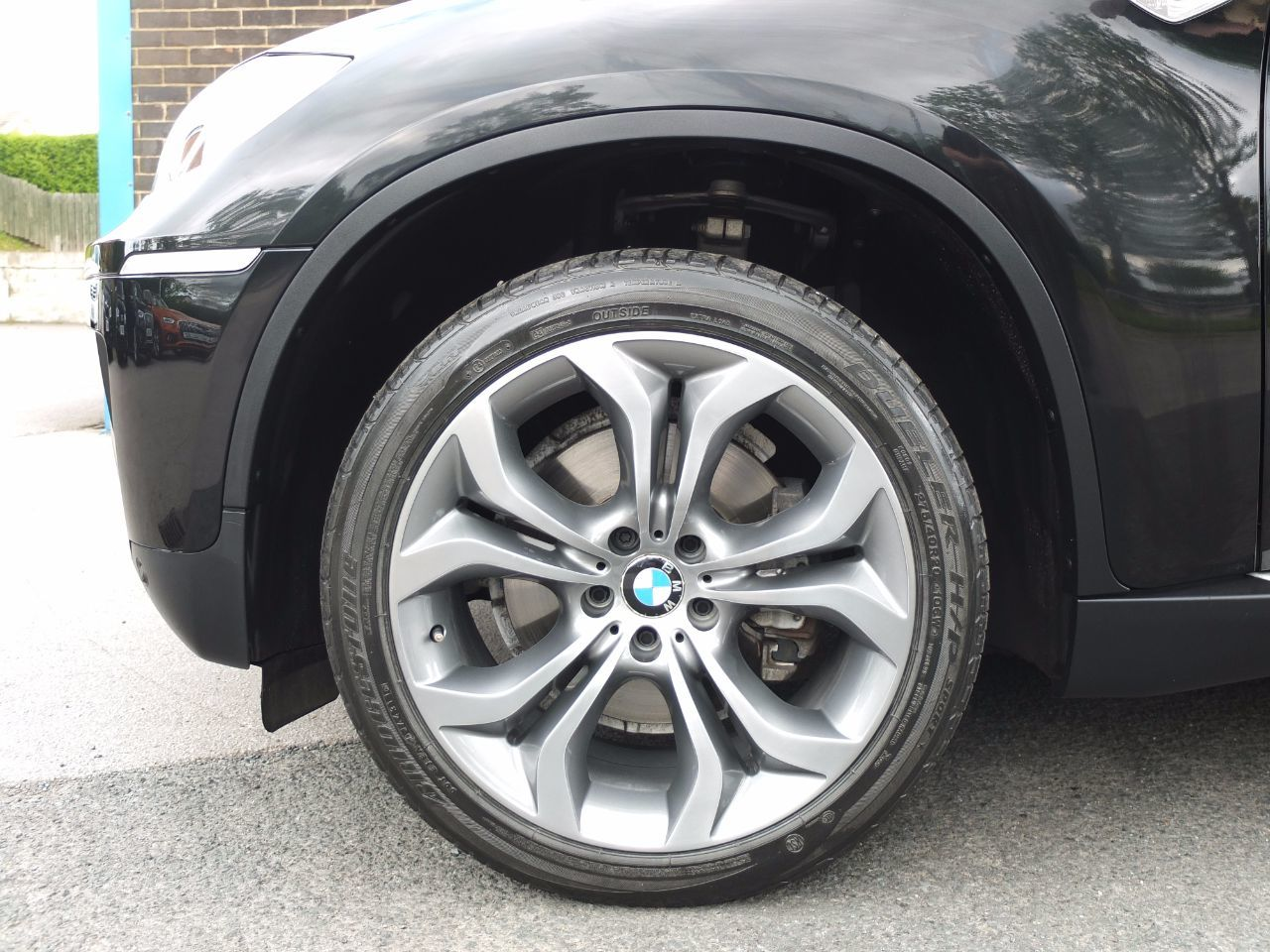 BMW X6 3.0 xDrive40d Dynamic Auto, Media Pack +++Spec Coupe Diesel Black Sapphire Metallic