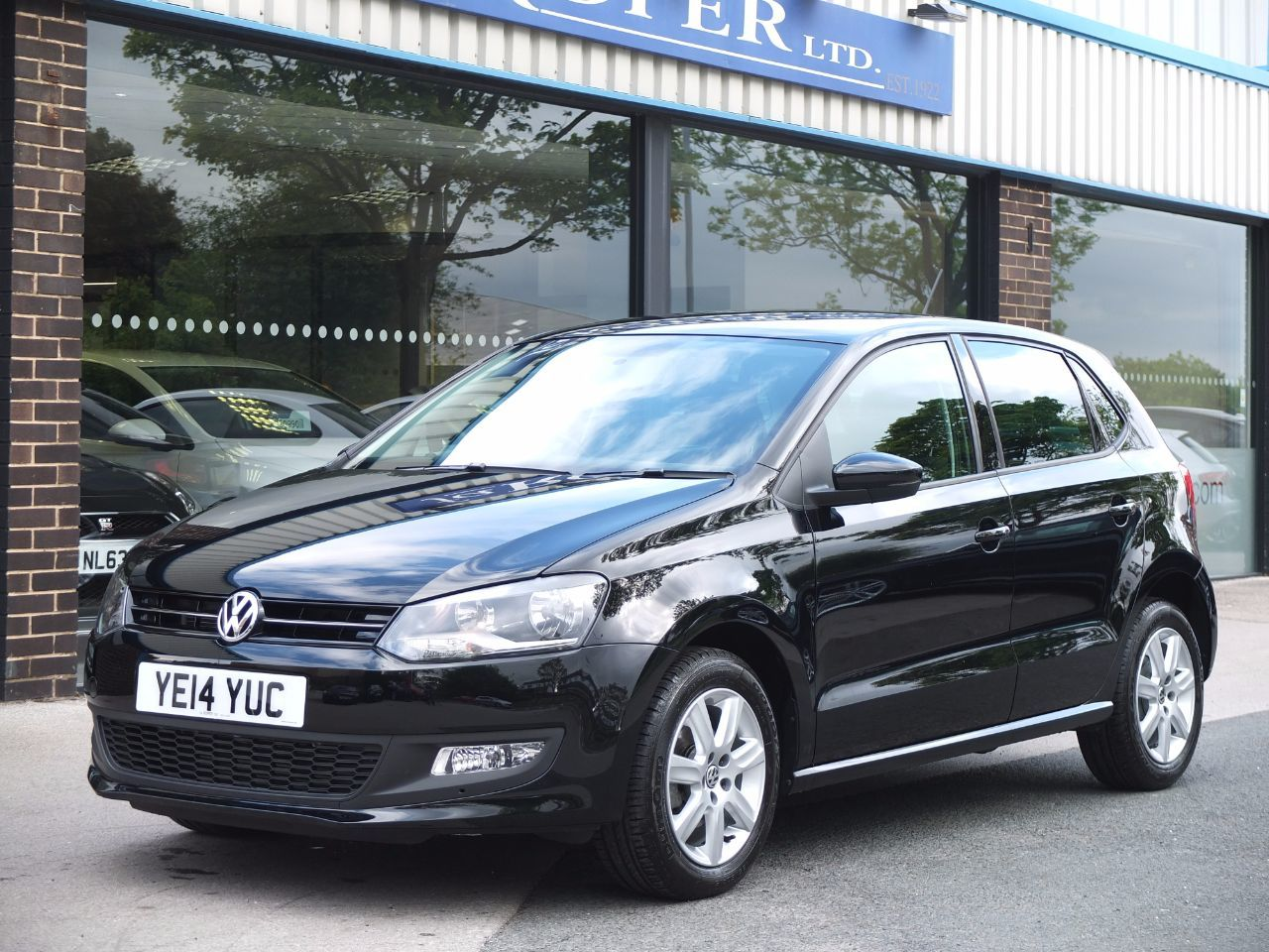 Volkswagen Polo 1.2 TDI Match Edition 5 Door Hatchback Diesel BlackVolkswagen Polo 1.2 TDI Match Edition 5 Door Hatchback Diesel Black at fa Roper Ltd Bradford