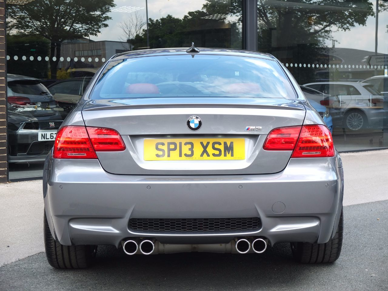 BMW M3 M3 4.0 V8 Coupe DCT Coupe Petrol Space Grey Metallic