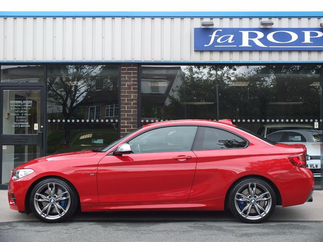 BMW 2 Series 3.0 M235i Step Auto ++++Spec Coupe Petrol Melbourne Red Metallic