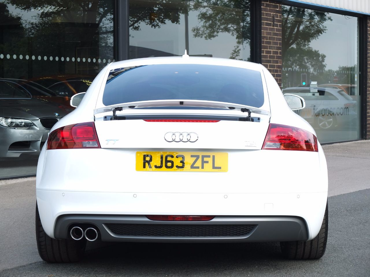 used audi tt coupe 2 0 tdi quattro black edition spec for sale in bradford west yorkshire. Black Bedroom Furniture Sets. Home Design Ideas