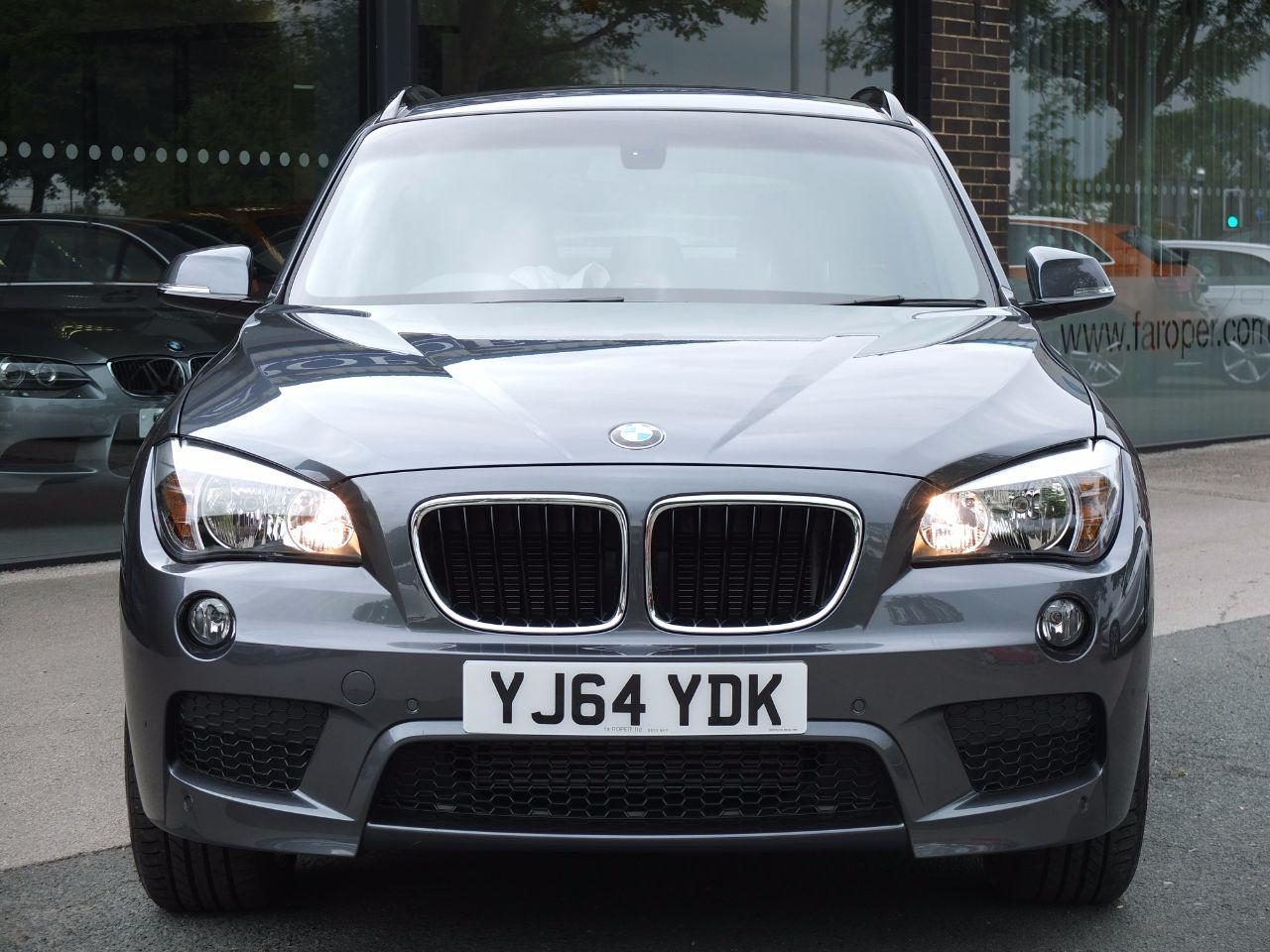 BMW X1 2.0 xDrive 20d M Sport Auto 4WD ++Spec Estate Diesel Mineral Grey Metallic