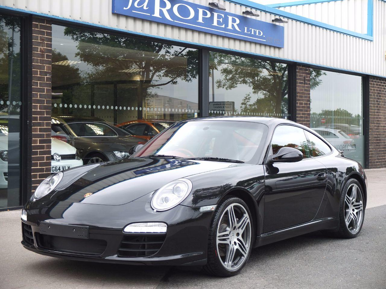 Porsche 911 997 Gen II Coupe 3.6 Carrera PDK +++Spec Coupe Petrol Basalt Black MetallicPorsche 911 997 Gen II Coupe 3.6 Carrera PDK +++Spec Coupe Petrol Basalt Black Metallic at fa Roper Ltd Bradford