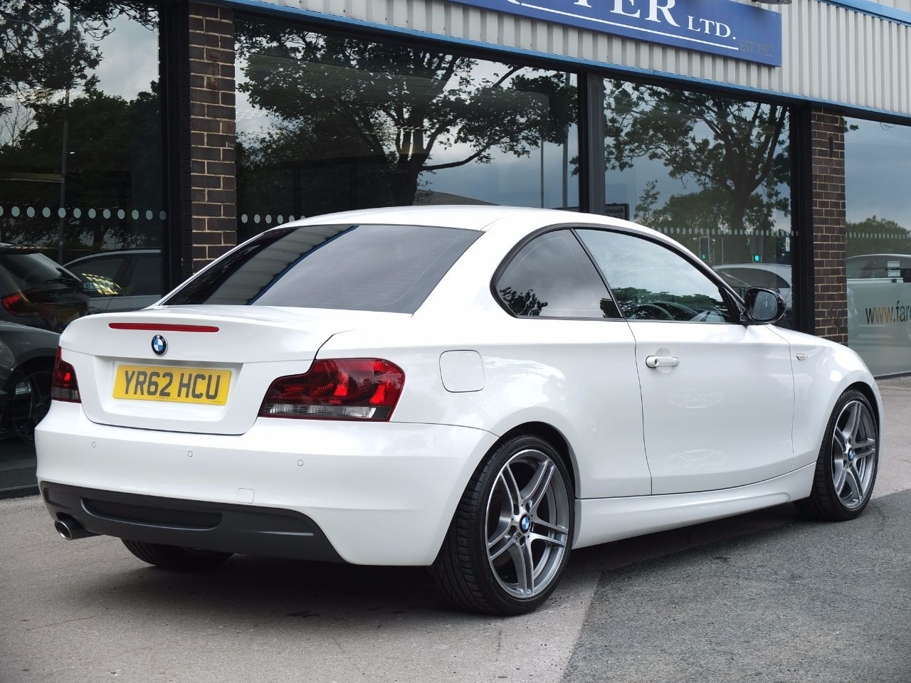 used bmw 1 series 118d sport plus edition coupe for sale in bradford west yorkshire fa roper ltd. Black Bedroom Furniture Sets. Home Design Ideas