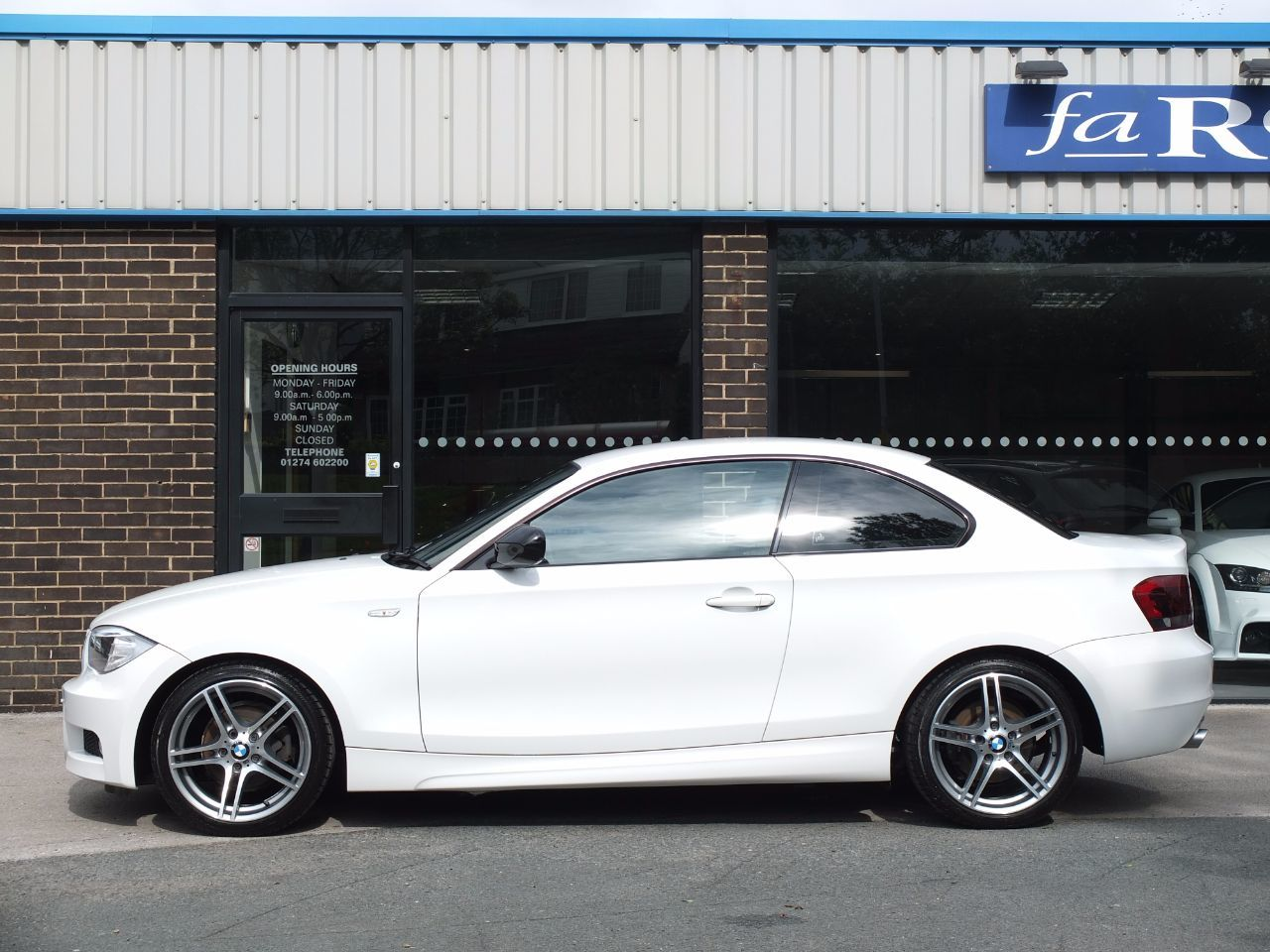 Used BMW 1 Series 118d Sport Plus Edition Coupe for sale in Bradford, West Yorkshire fa Roper Ltd