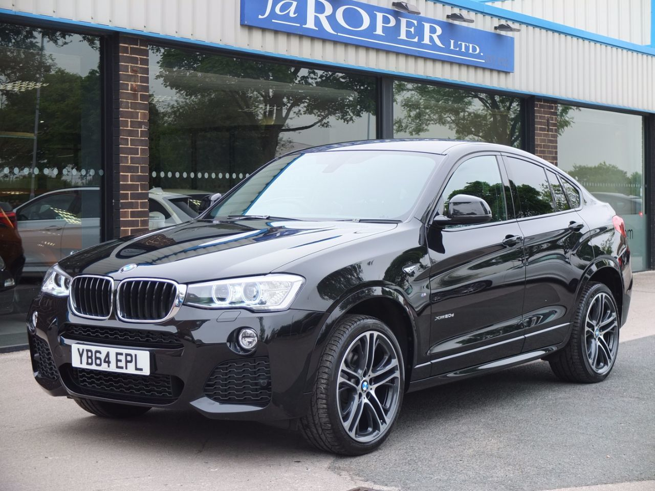 second hand bmw x4 xdrive20d m sport auto m sport plus pack pro media pack for sale in. Black Bedroom Furniture Sets. Home Design Ideas