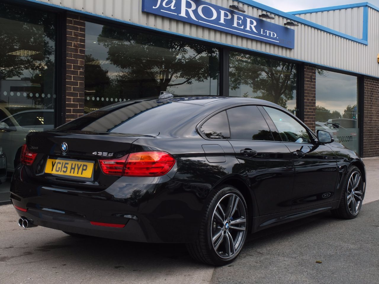 used bmw 4 series 435d xdrive m sport gran coupe auto for sale in bradford west yorkshire. Black Bedroom Furniture Sets. Home Design Ideas