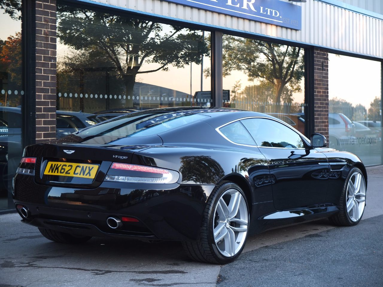Aston Martin Second Hand Advert >> Second Hand Aston Martin Virage V12 Coupe Touchtronic Auto for sale in Bradford, West Yorkshire ...