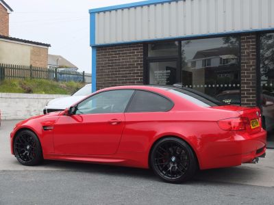 BMW M3 M3 4.0 V8 Coupe DCT Competition Pack ++++Spec Coupe Petrol Electric Red Bmw Exclusive Paint Finish