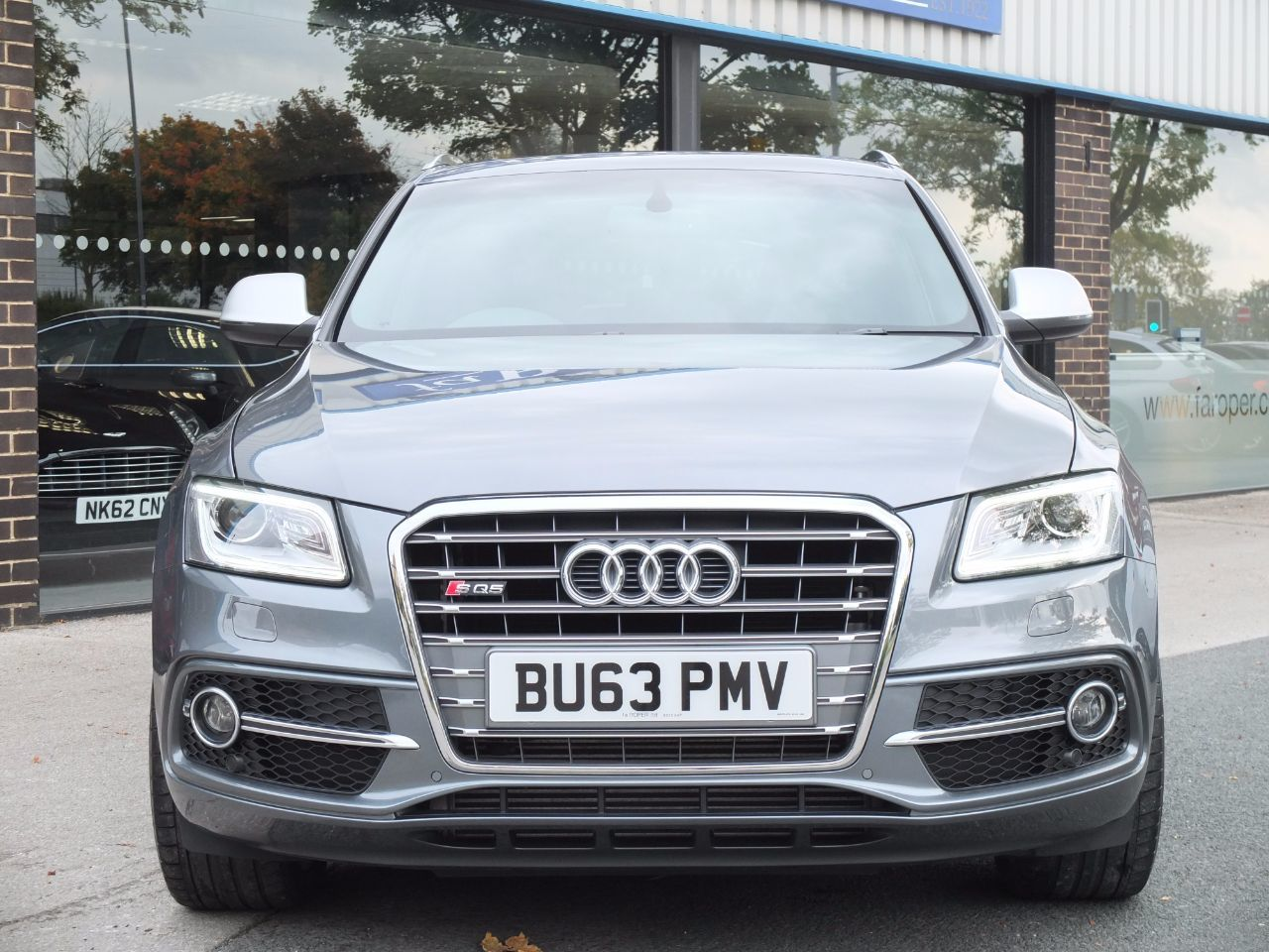 Audi Q5 3.0 SQ5 quattro Tiptronic Auto 313ps  ++++Spec Estate Diesel Monsoon Grey Metallic