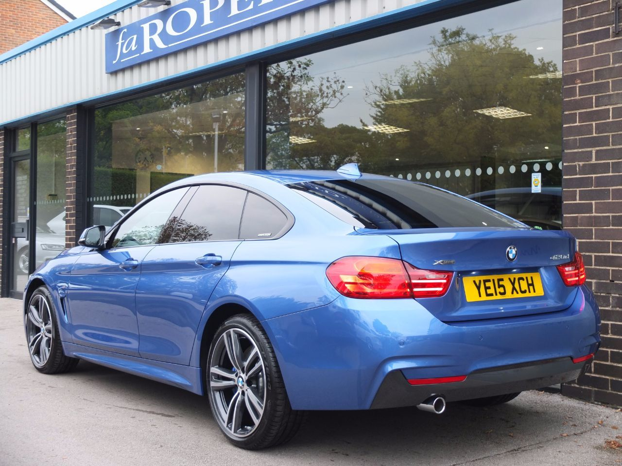 Used BMW Series D XDrive M Sport Gran Coupe Auto M Sport - Bmw 420d gran coupe
