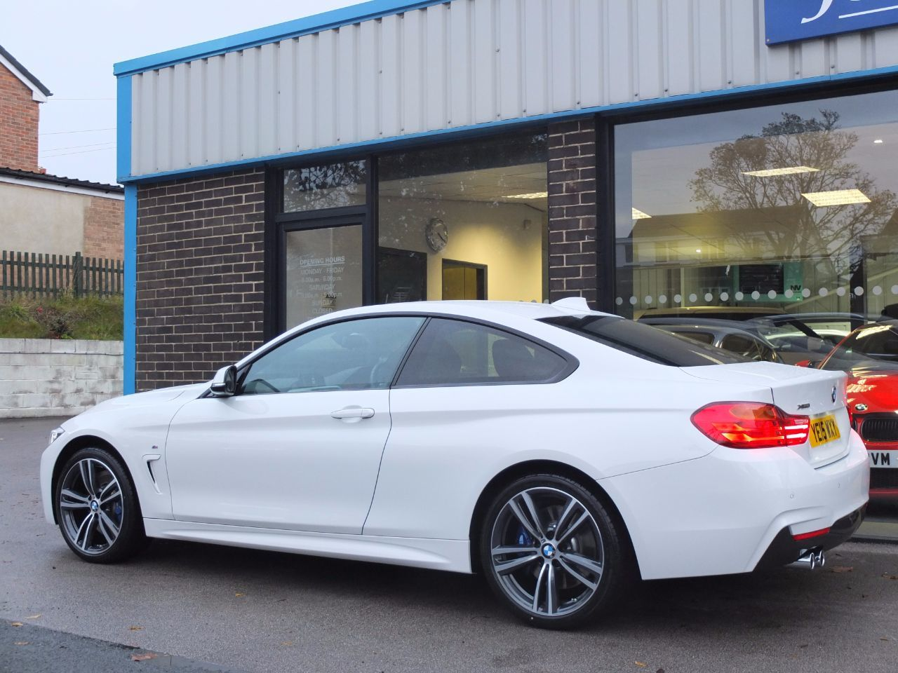 second hand bmw 4 series 435d xdrive m sport auto m sport plus pack for sale in bradford west. Black Bedroom Furniture Sets. Home Design Ideas