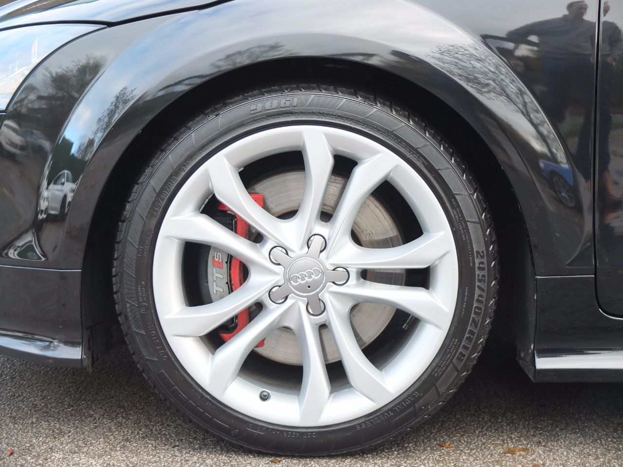 Audi TT TTS Roadster 2.0T FSI quattro S Tronic 272ps Convertible Petrol Phantom Black Metallic