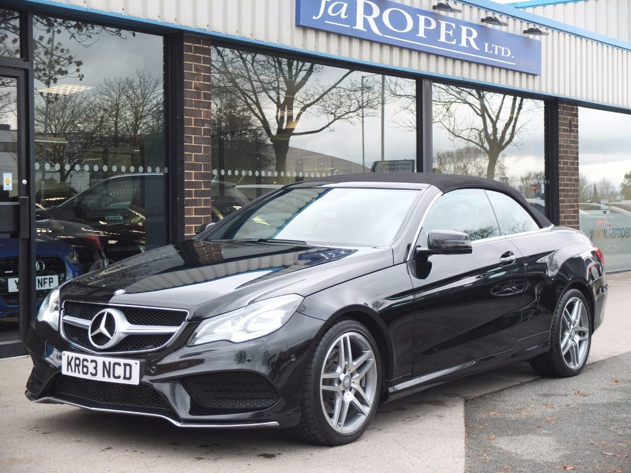 Used mercedes benz e class e220 cdi cabriolet amg sport 7g for Used mercedes benz e350 convertible