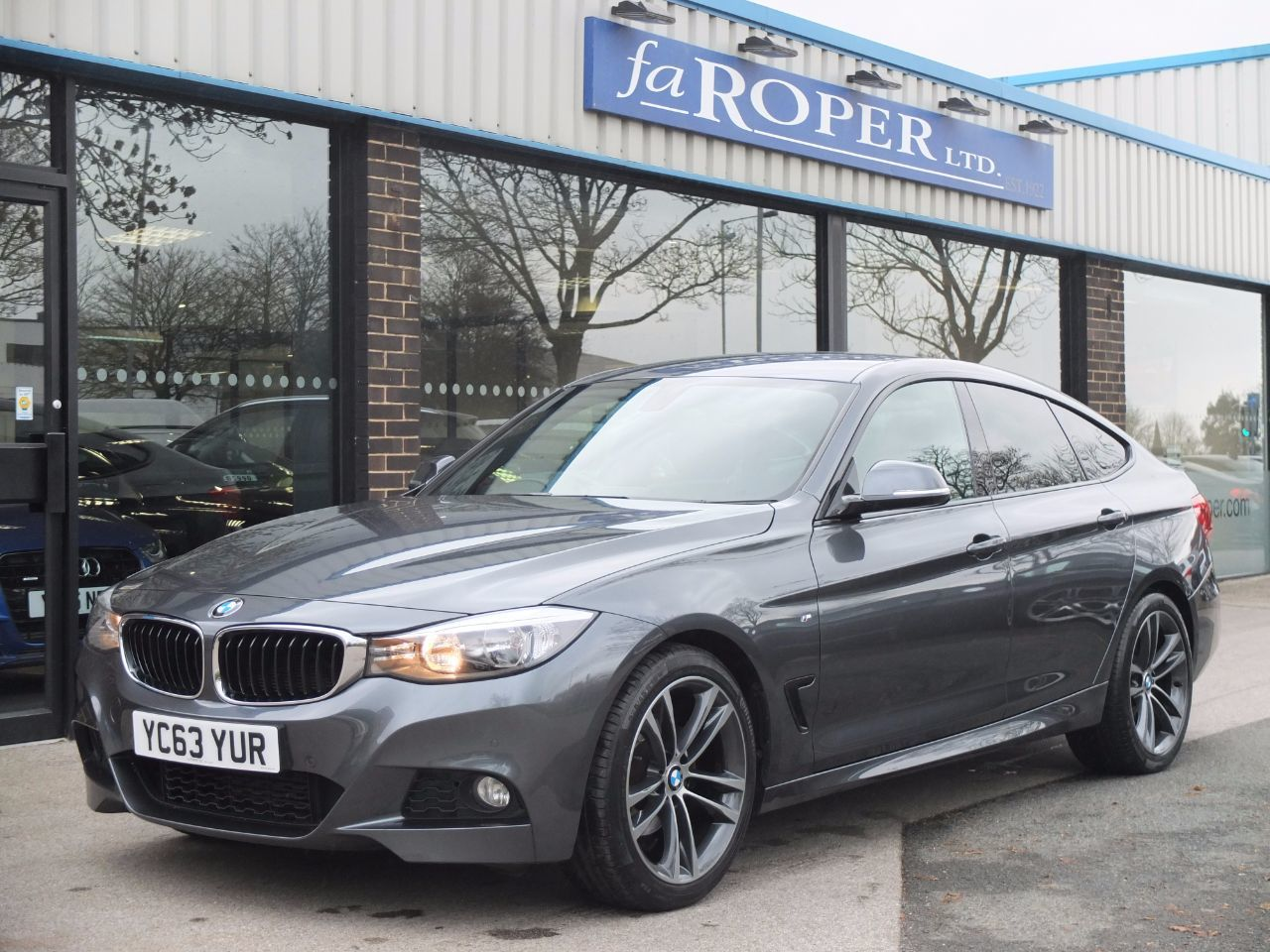 second hand bmw 3 series 320d m sport gt gran turismo 5 door auto for sale in bradford west. Black Bedroom Furniture Sets. Home Design Ideas